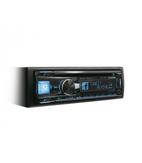 Alpine CDE-195BT RADIO CD/USB/BLUETOOTH, MULTICOLOR