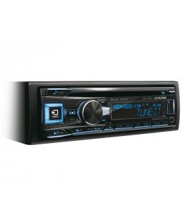 Alpine CDE-193BT RADIO CD/USB/BLUETOOTH, MULTICOLOR