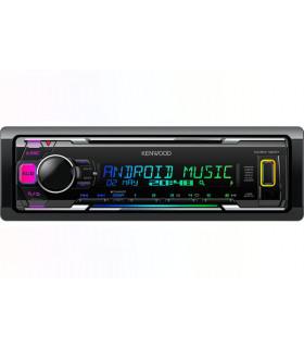 KENWOOD KMM-123Y RADIO CU USB, MULTICOLOR