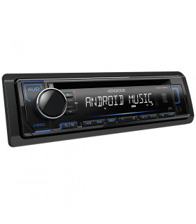 KENWOOD KDC-120UB RADIO CD/USB, ALBASTRU