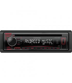 KENWOOD KDC-152R RADIO CD/USB, ROSU