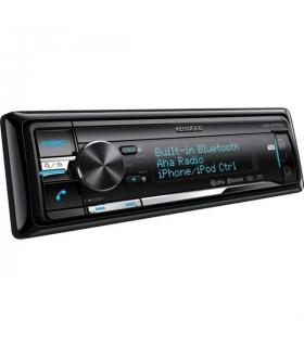 KENWOOD KDC-BT53U RADIO CD/DUAL USB/BLUETOOTH, MULTICOLOR