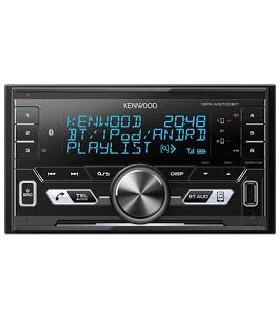 KENWOOD DPX-M3100BT 2DIN RADIO CU USB/BLUETOOTH