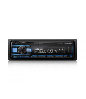 ALPINE UTE-200BT RADIO CU USB/BLUETOOTH, MULTICOLOR