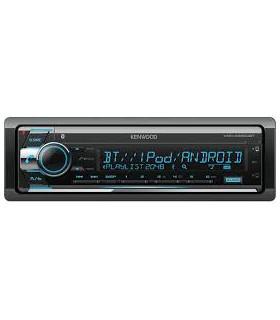 KENWOOD KDC-X5200BT RADIO CD/USB/BLUETOOTH, MULTICOLOR