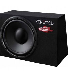 KENWOOD KSC-W1200B SUBWOOFER DE 30CM, 1200W
