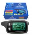 Alarma Auto Cu Pornire Motor Tomahawk TW 9010